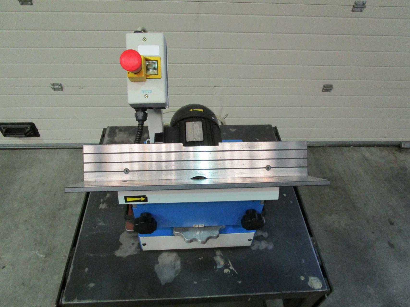 Acetti Deburring machine