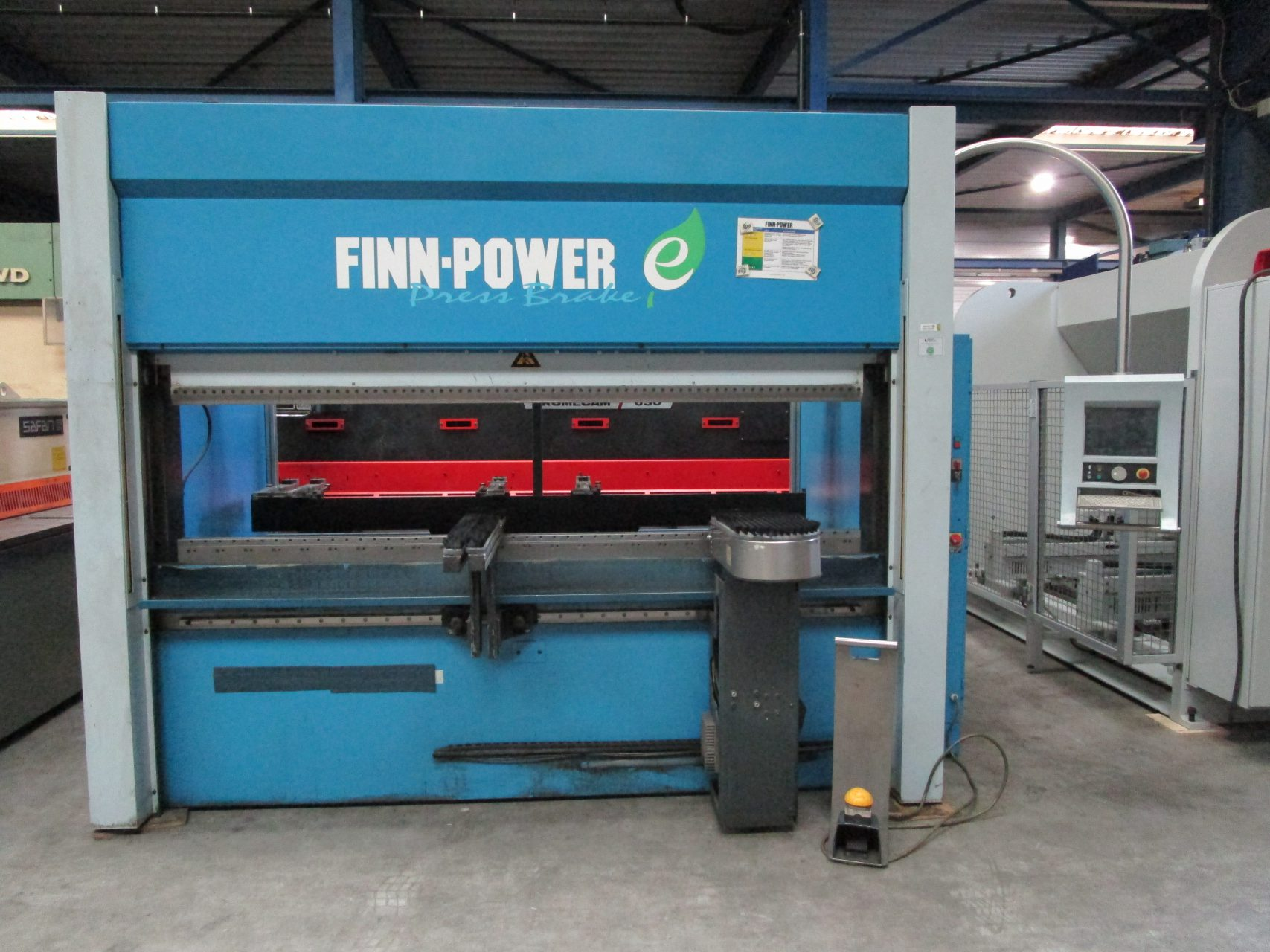 Finn-Power E brake