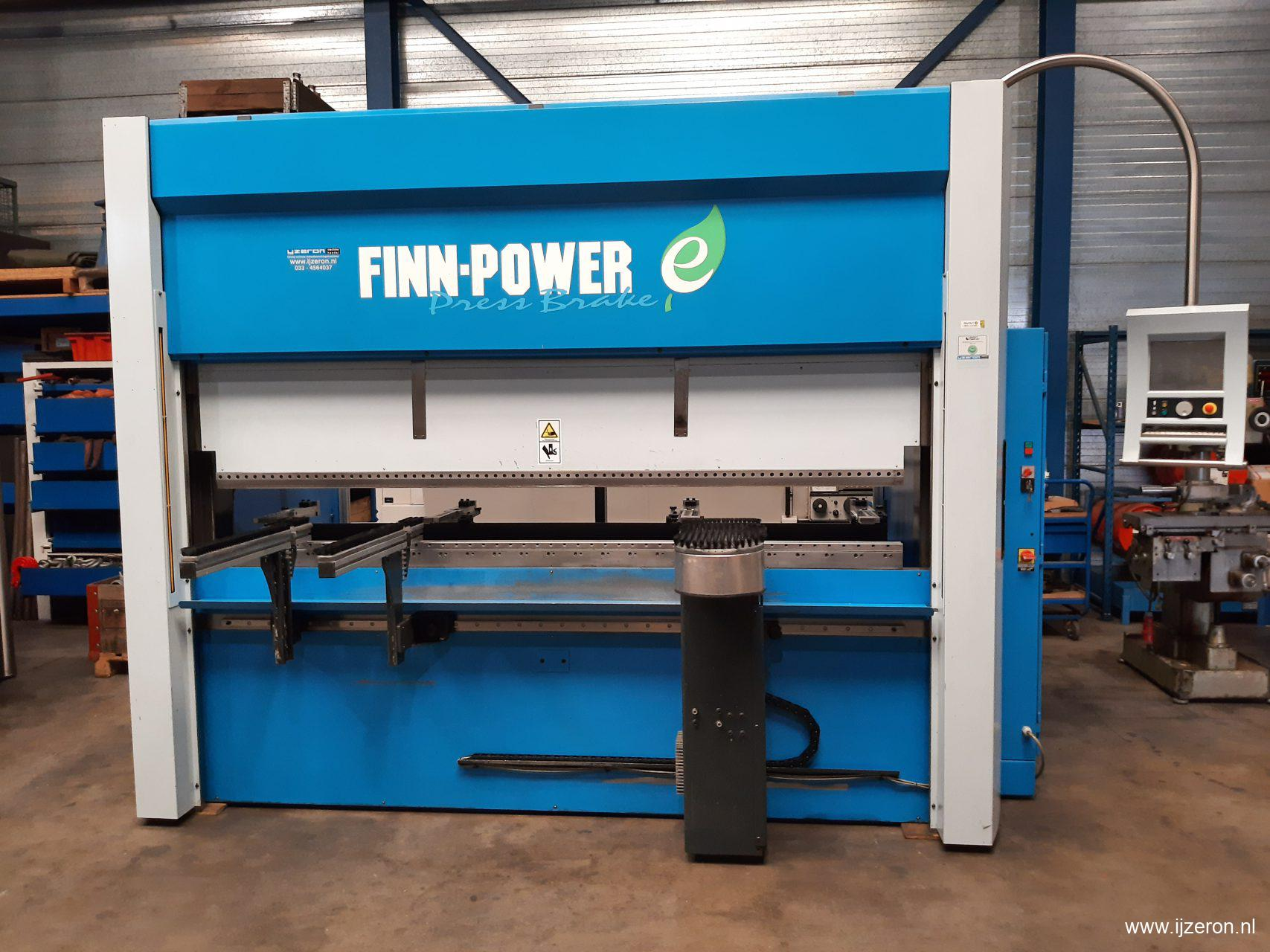 Finn Power E series