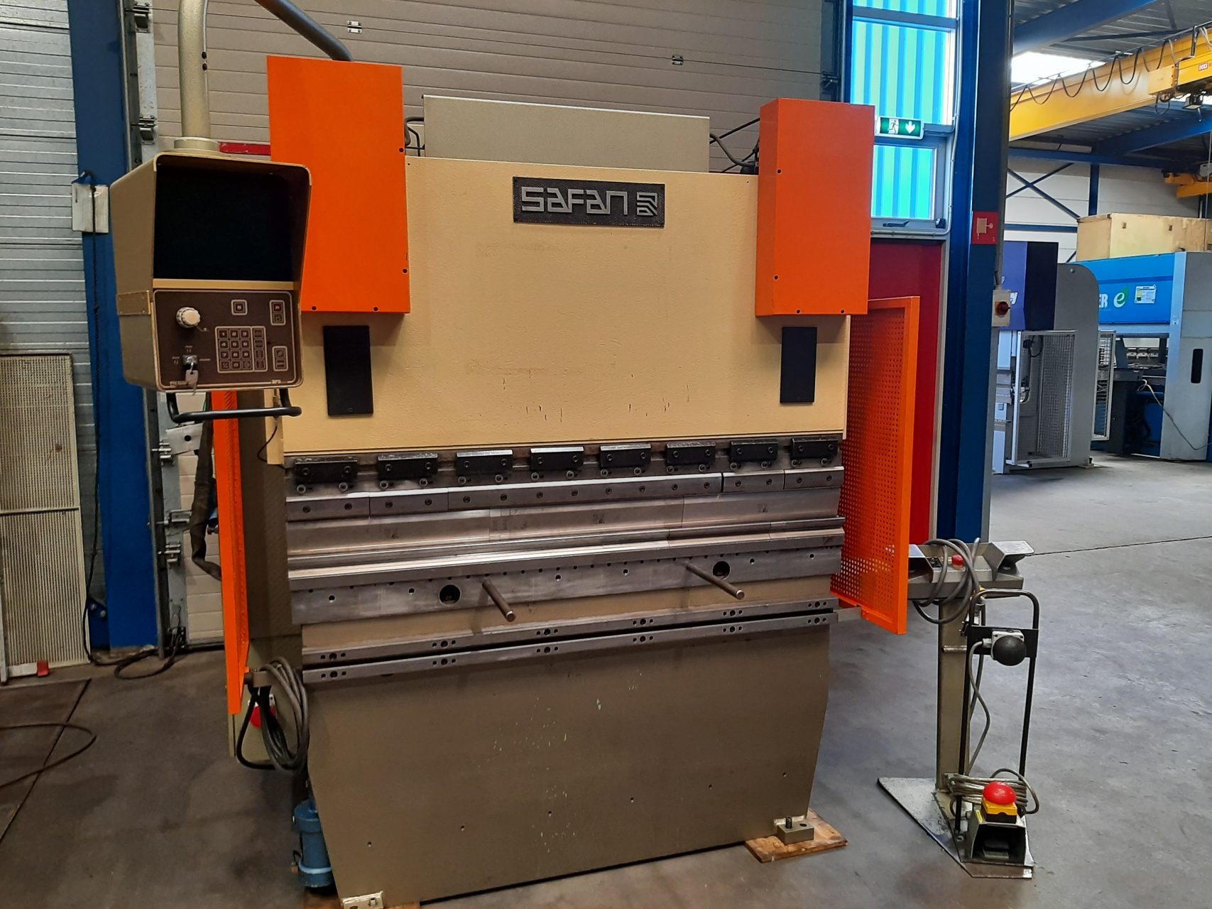 Safan press brake