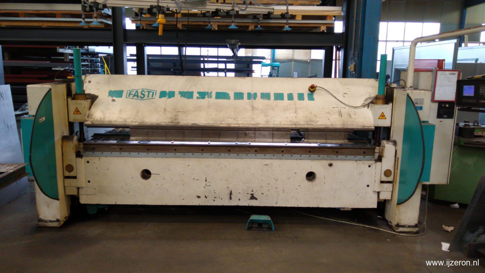 Fasti Foldingmachine
