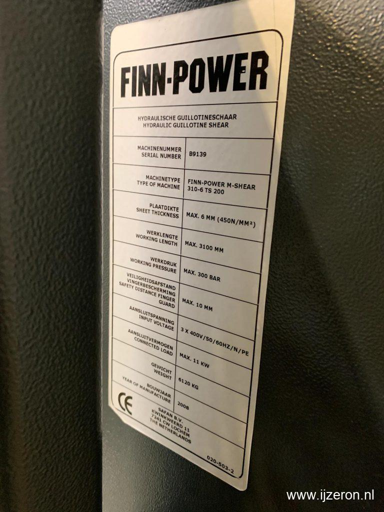 Finn-Power / Safan