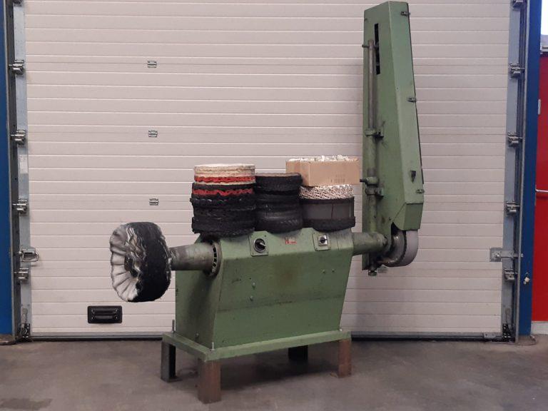 Rema Polijst machine